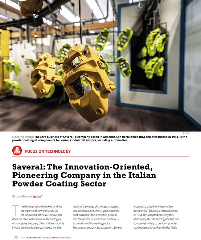Saveral: The Innovation-Oriented, Pioneering Company in the
